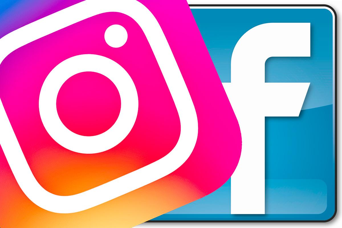 Jetzt auch auf Facebook und Instagram